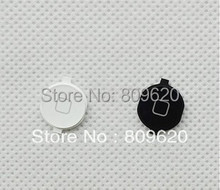 the crazy price 50pcs/lot Home button for iphone 4G Black White color Free shipping(China (Mainland))
