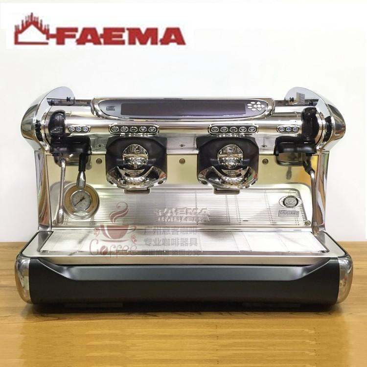 FAEMA Pegasus Emblema A2 Italian imported double electric commercial semi-automatic coffee machine(China (Mainland))