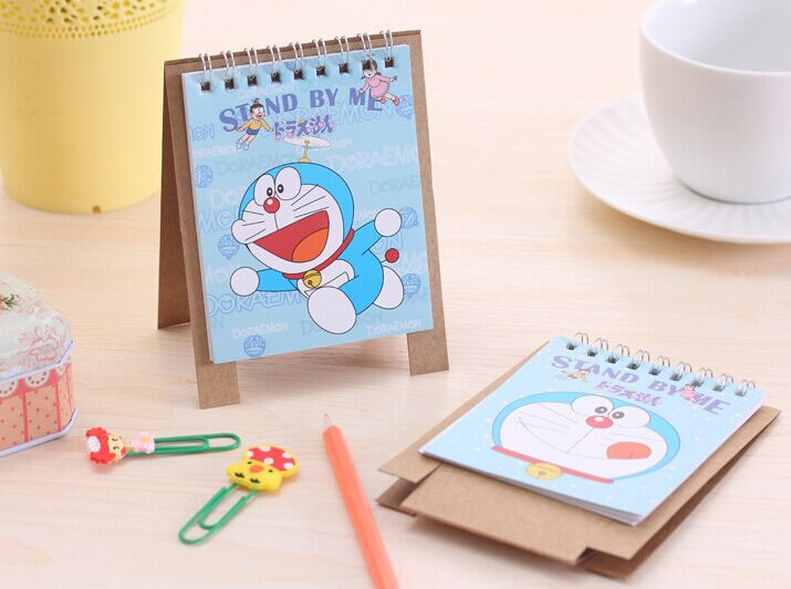 Calendar Organization Xiii : Aliexpress buy new doraemon paper year solar