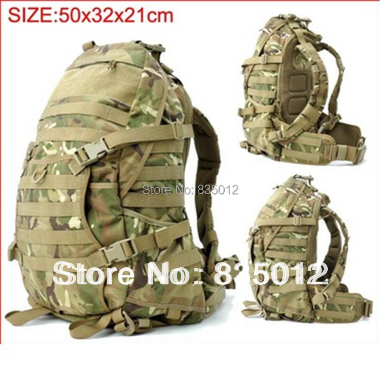 TAD tactical assault backpack outdoor camping travel maintaineering bag airsoft molle back pack free shippin(China (Mainland))