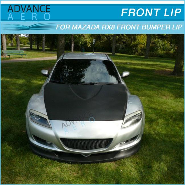 Mazda RX-8 Front Bumper Lip Spoiler