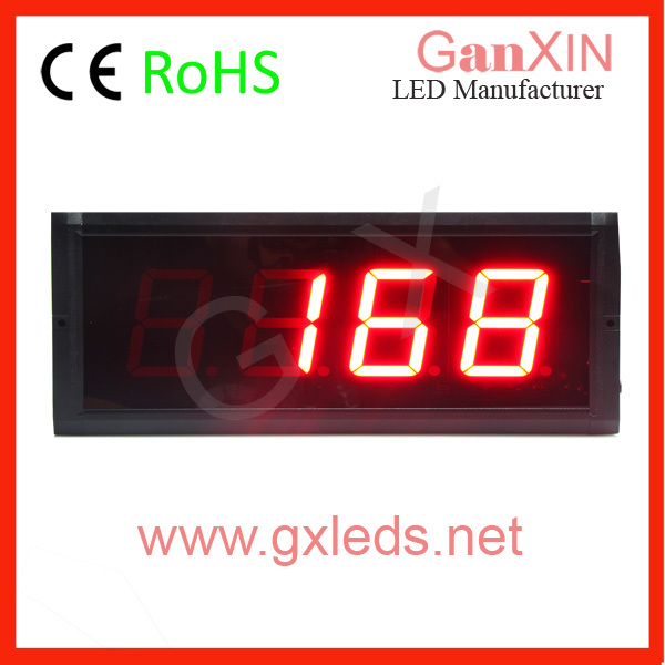 3 inch 4 digits number led counter display(China (Mainland))