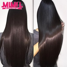 7A Malaysian Straight Hair 4 Bundles Grace Hair Products Malaysian Virgin Hair Straight 4 Bundles Virgin Human Hair Extensions(China (Mainland))