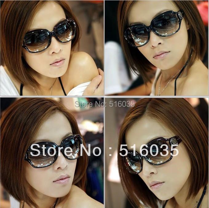 Солнцезащитные очки женские для круглого лица фото