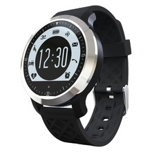 Buy F69 Waterproof Smart Watch Professional IP68 Swimming Mode Healthy Heart Rate Smartwatch Smart Bracelet IOS Android Phone for $34.55 in AliExpress store