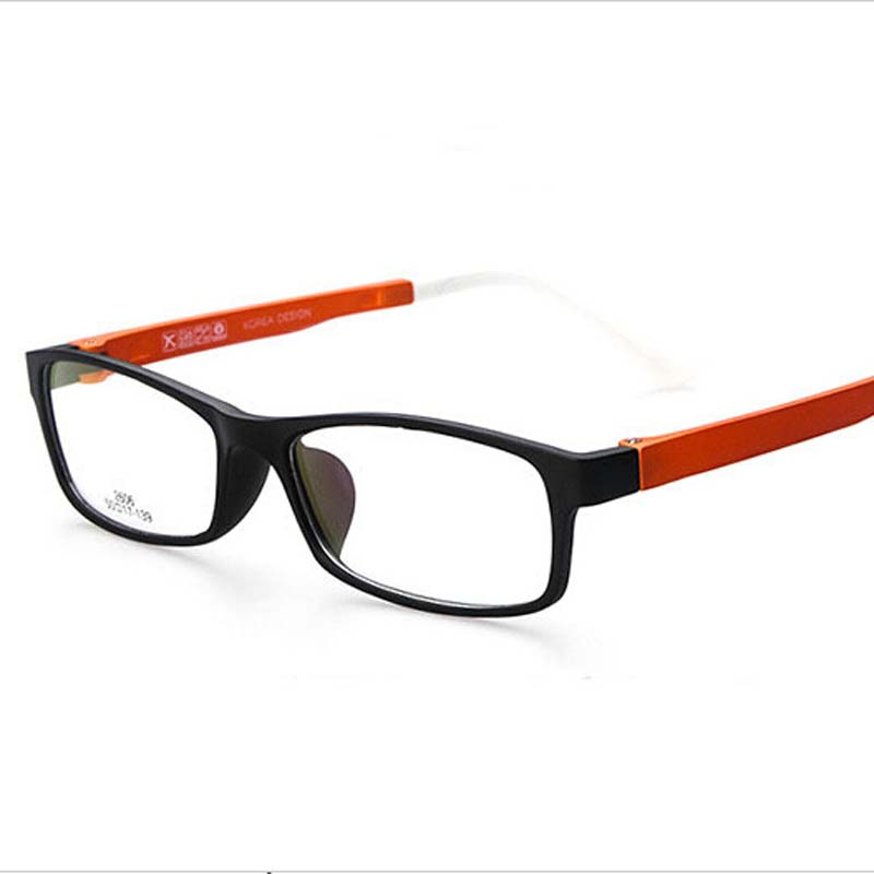 Glasses With Only Top Frame : Ultralight imitation Tungsten Carbon Steel Glasses Frame ...