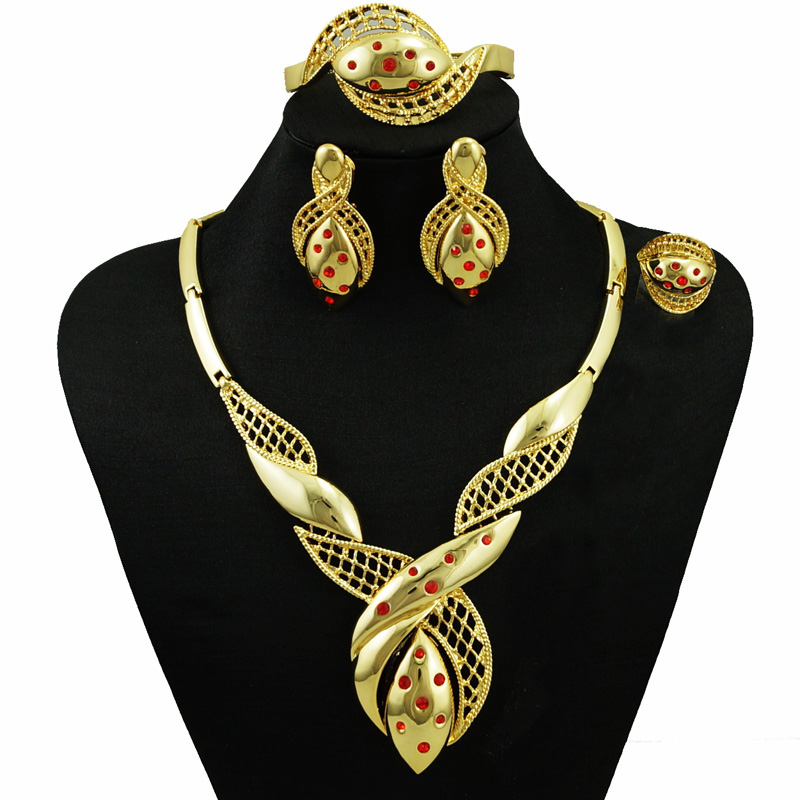 Buy african real gold plating jewelry for Buying jewelry on aliexpress