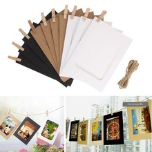 ASLT 10X Combination Wall Photo Frame DIY Hanging Picture Album Home Decoration 155*115mm Free Shipping(China (Mainland))