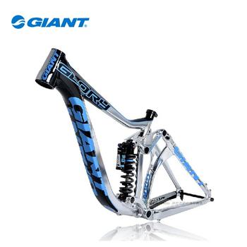 "GIANT Original GLORY FR Size 15.5''/16""/17''ROCK SHOX Vivid R2C 8.0"" MAESTRO ALUXX 26ER DH Downhill Bike Bicycle Parts Frame"