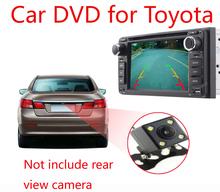 7 inch 2 Din Car DVD Players Bluetooth Car Autoradio Touch Screen Multimedia for Toyota VW BMW Honda Opel(China (Mainland))