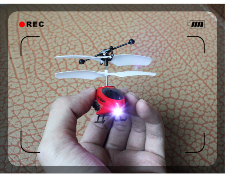 World's smallest mini RC Helicopter High qulaity 3...