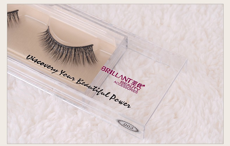 Free shipping 100% 3 D real mink lashes siberian mink fur eyelash thick false eyelashes mink lashes extension