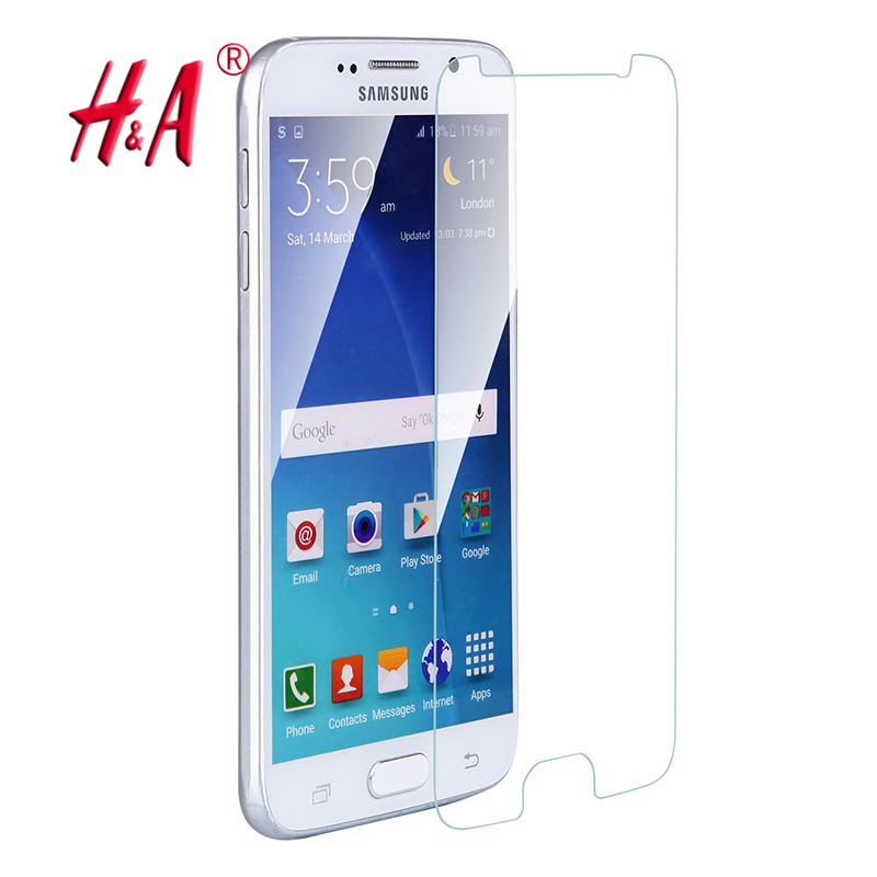 9H Tempered Glass Screen Film For Samsung Galaxy S7 S6 S4 S5 S3 For ...