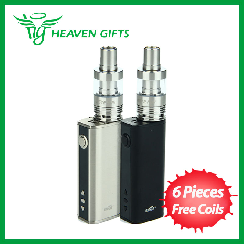 eleaf mini istick how to use