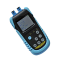 Optical Power Meter Tester Handheld PON Optical Power Meter TLD607P Used in FTTH digital system of