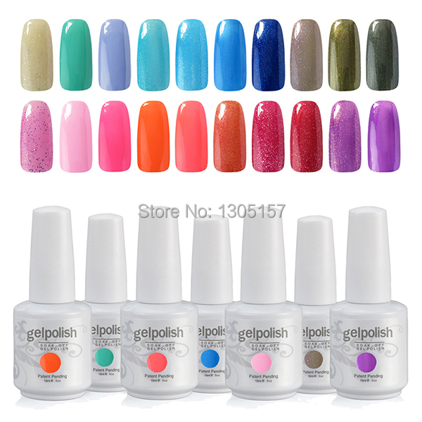 Eco friendly gelpolish choose any 1pcs long lasting nail for Eco friendly colours for painting