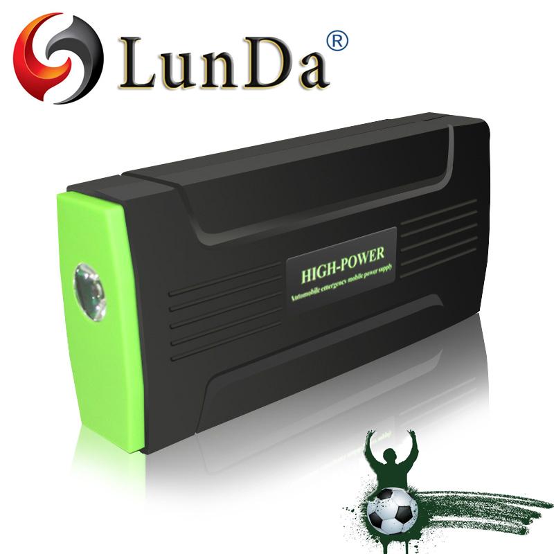 portable LUNDA car battery mini jump start emergency charger start power supply Multi-function laptop mobile banking(China (Mainland))