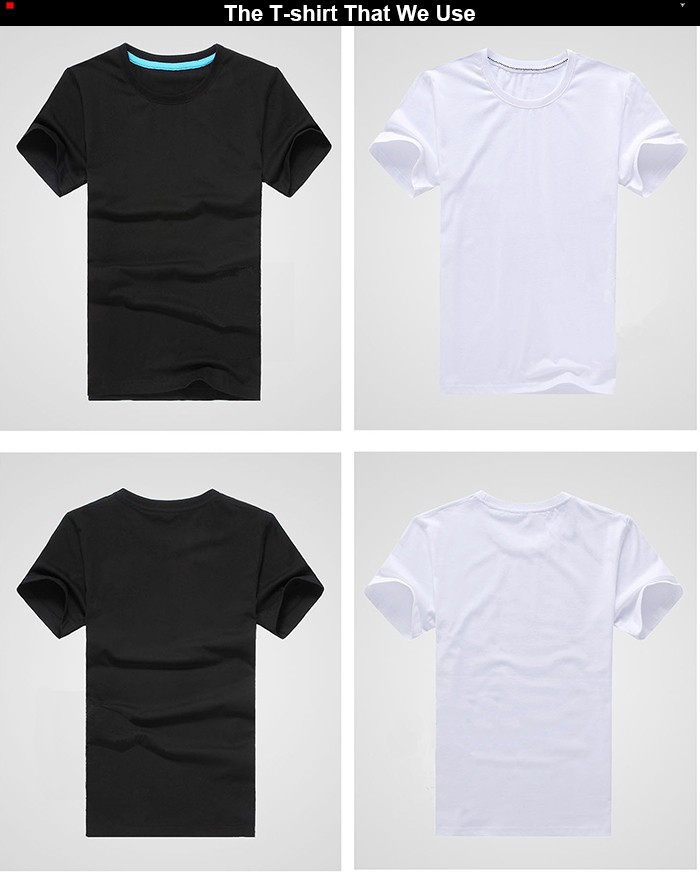 700PX The t shirt that we use