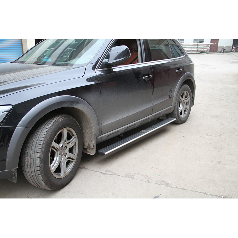 Q5 Alloy Auto Car electric Running Board ,Side door Step Pedal For Audi(fit Q5 2010-2015)(China (Mainland))