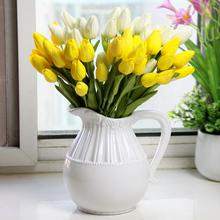 cheap pu flower