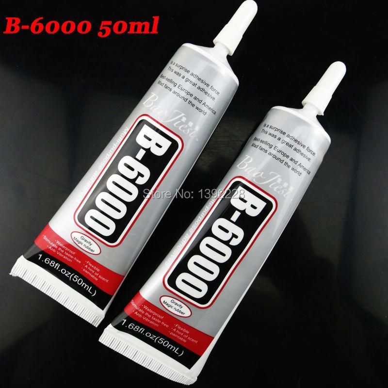 Клей для дерева B-6000 b/6000 50 5 e6000 , diy B-6000 50ml
