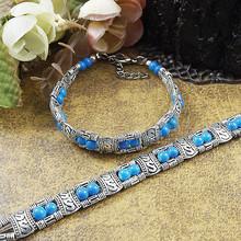 new DIY jewelry fashion personality women Cangshi Bracelet Nepal national storm simmias wholesale FREE SHIPPING(China (Mainland))