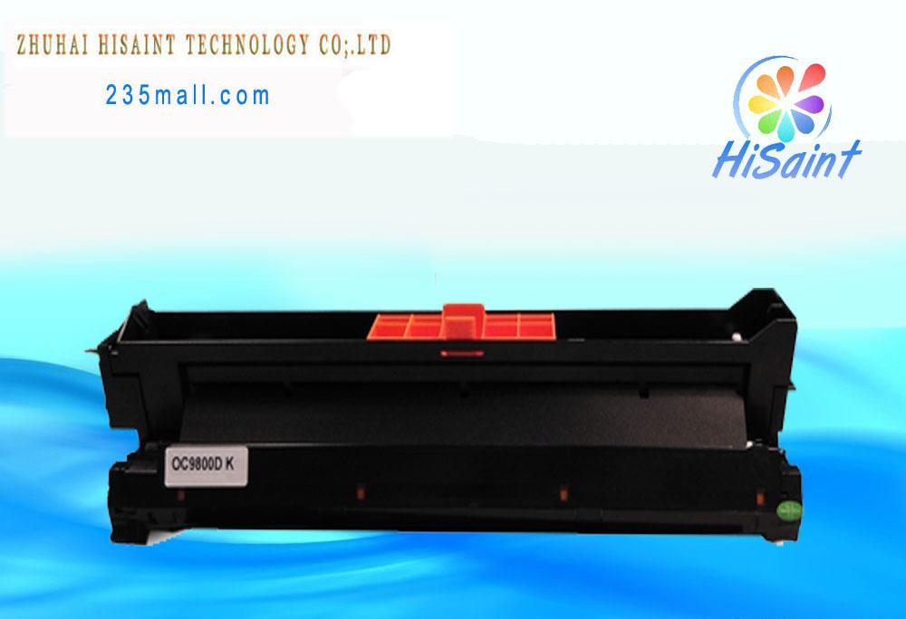 Горячий новый совместимый Тонер-картридж для OKI OC9800D школьной канцелярии, используя расходные материалы для принтеров 9800d