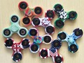Fidget Spinner Camouflage ABS Hand Spinner Toy EDC Austism ADHD Killing Time Focus Anti Stress Finger