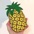 New For Apple iphone 6 6S 6plus 6Splus Fashion cartoon silicone soft shell pineapple 4 7