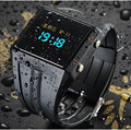 2016 New High quality 2 Bands Replace+Smart F68 Wristwatch Smartwatch IP67 Waterproof Heart Rate Monitor Pedometer Colck Watches