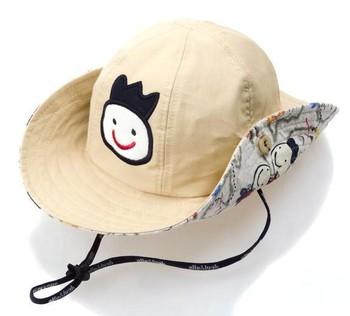 2013 allo lugh male handsome sun-shading child hat bucket hats