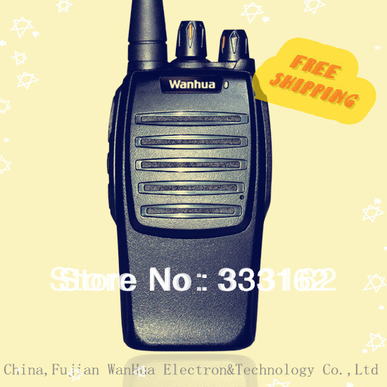 WH27C FREE SHIPPING Transceiver/Two Way Radio/Walkie Talkie with 16-channel, TOT, Scan Function, Easy to Carry,Interphone