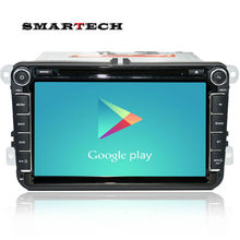 Android 4.4 car stereo radio for vw passat b6 golf 5 Quad Core 8 inch 1024*600 car DVD GPS navigation OBD DVR include can bus(China (Mainland))