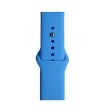 Силиконовый ремешок для apple watch band 42 мм/38 мм iwatch 4/3 Band 44 мм/40 мм спортивный браслет резиновый ремешок для apple watch 4 3 2 1(China)
