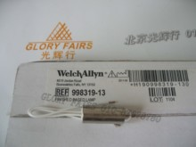 Welch Allyn REF 998319-13 5V 10.4W finished based lamp,optical test instrument lighing halogen bulb with wire leads,WelchAllyn(China (Mainland))