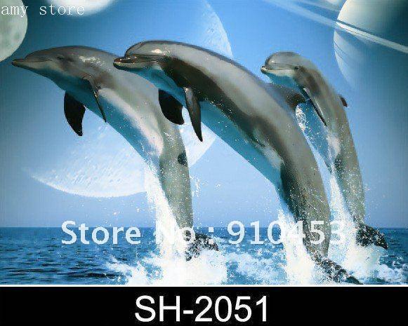 Free shipping.Decorative picture,3d picture,58C HD PET 50*70.50PCS/lot