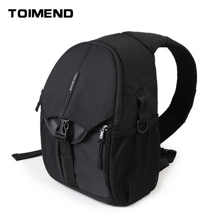 New arrival professional slr camera bag camera bag small one shoulder slr bag light waterproof digital backpack cd50(China (Mainland))