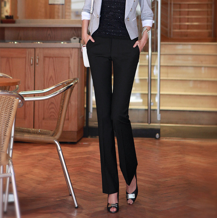 Brilliant 2015 Spring Formal Office Pant Women Trousers For Ladies Fashion Pants