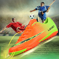 2016 new Boy Children Men Soccer Cleats Boots Turf Football Soccer Shoes Hard Court Outdoor Trainers