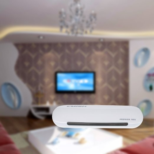 Smart TV-Box Quad Core A7 Android4.4.4 XBMC Media Player Streaming Player 1080P HDMI WIFI 3D Netflix YOUTUBE Skype(China (Mainland))