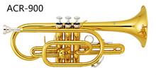 Afanti Music Bb Gold Cornet ACR-900(China (Mainland))