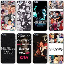 Buy Shawn Mendes Magcon Hard Transparent Cover Case iPhone 7 7 Plus 6 6S Plus 5 5S SE 5C 4 4S for $1.21 in AliExpress store