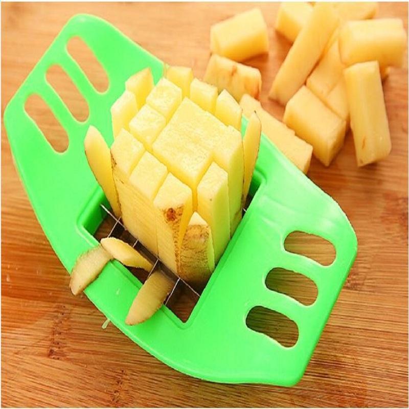 Rode Keuken Machine : Keuken Gadgets Fruit Groente Gereedschap Aardappel snijmachine Cutter