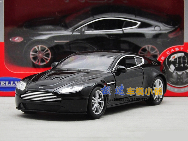 free shipping, Wyly aston martin v12 WARRIOR double door gift alloy car model