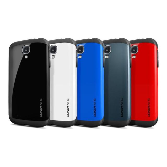 Latest style SLIM ARMOR SPIGEN SGP case for Samsung galaxy s4 SIV i9500 shipping free