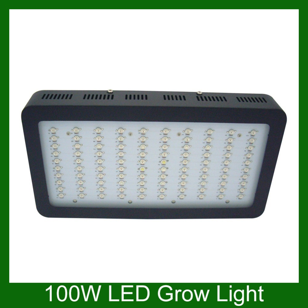 buy 2015 diy 100w led grow light whole set full spectrum led waterproof driver 100 3 years. Black Bedroom Furniture Sets. Home Design Ideas