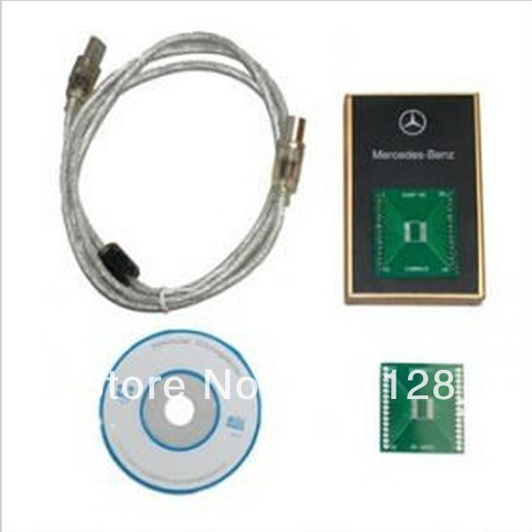 Promotion for mb ir nec key programmer New for BENZ IR NEC Key programmer MB IR key prog(China (Mainland))
