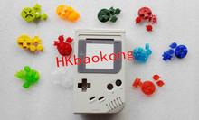 100 x для Gameboy классический GB GBO DMG полный Keypress кнопки ab / кнопки крест для Nintendo GB классический консоли бесплатная доставка