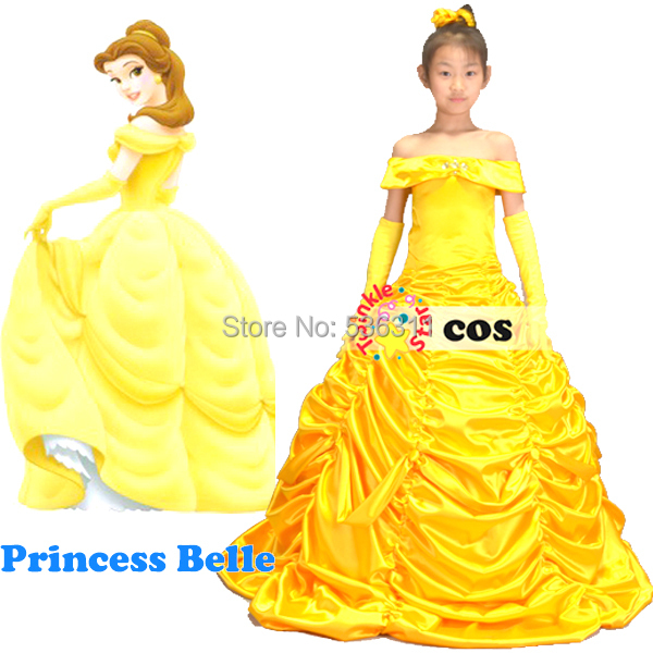 2015 halloween costume for kids the beauty and the beast