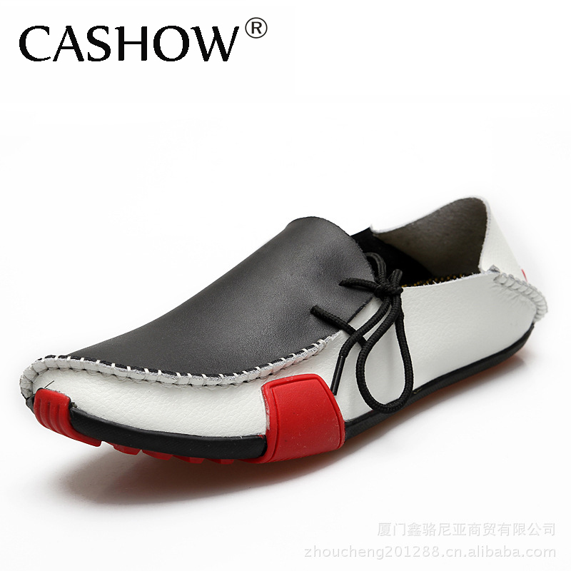 Sneakers for Men Casual Men Shoes Genuine Leather 2015 Driving Moccasins Slip On Mens Flat Shoes Boat Loafers Plus Size EU 39-47
